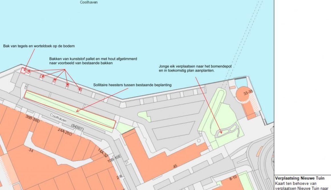 DNT gaat verhuizen#2 tekening nieuwe locatie