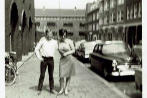 Coloniastraat jaren 60